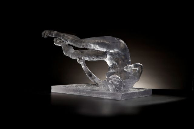 , 'Tumbling Woman,' 2012, Galerie de Bellefeuille
