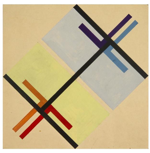 , 'Untitled,' 1953-1954, Jorge Mara - La Ruche