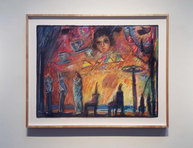 Carlos Almaraz, 'Baby Face', 1986, Craig Krull Gallery