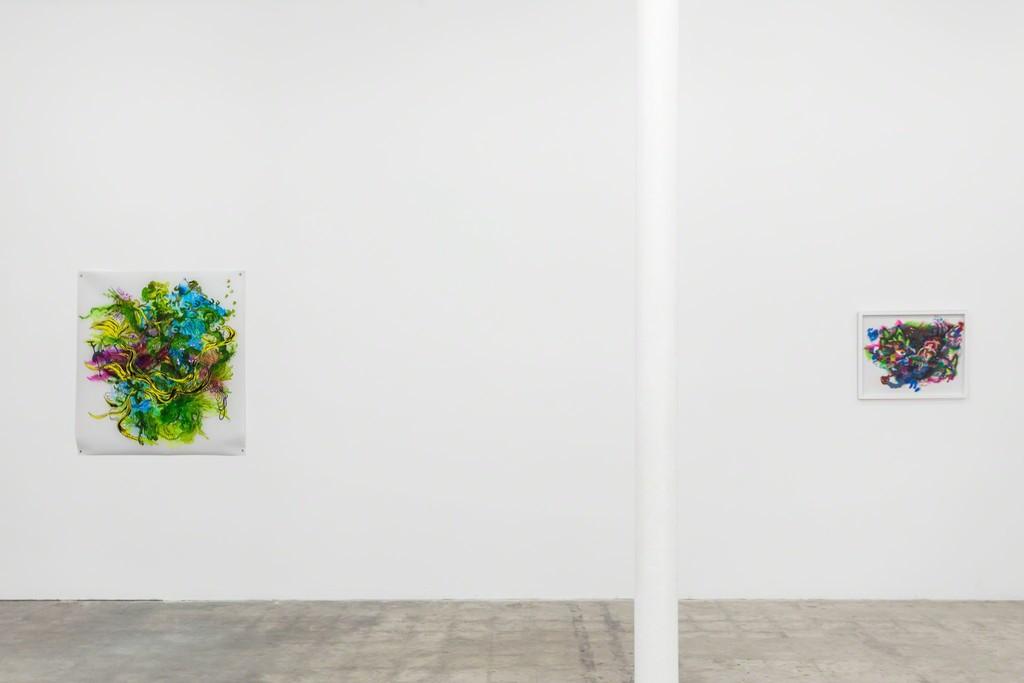 Jiha Moon, Installation Shot, Visitors Green