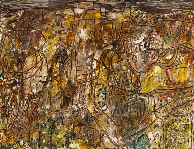 Jean Dubuffet, 'Alentour la Maison', 1957, AM Arte Moderna