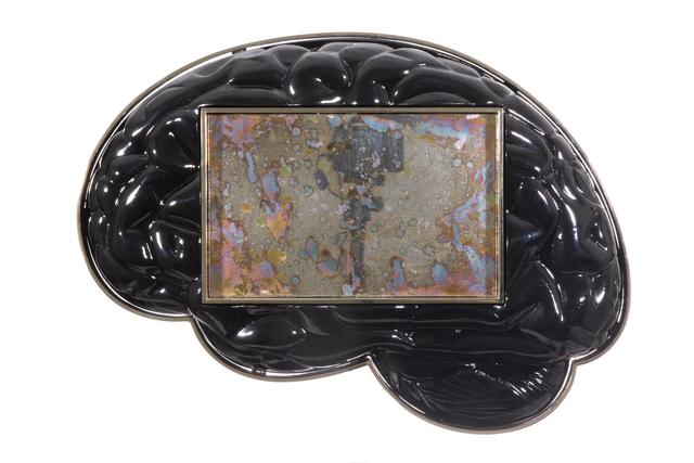 , 'Self Reflection,' 2018, The Yogen Früz Pinkberry Brain Project