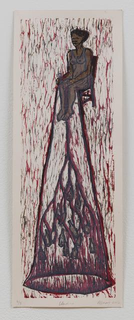 , 'Undone,' 2012, David Klein Gallery