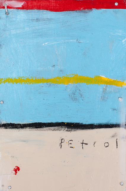 , 'Petrol,' 2015, The Road Gallery