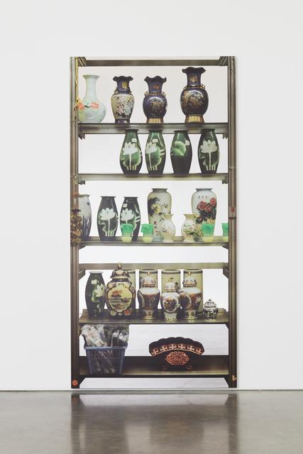 , 'Scaffali – vasi cinesi ,' 2016, Luhring Augustine