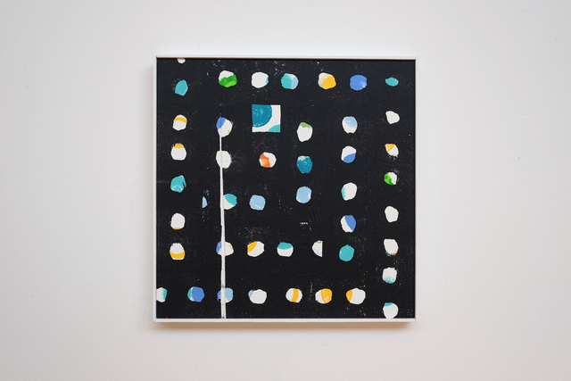 , 'Dots (small),' 2018, Gallery 16