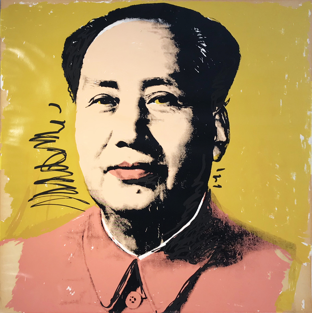 Andy Warhol, 'Mao II.97', 1972, Hamilton-Selway Fine Art