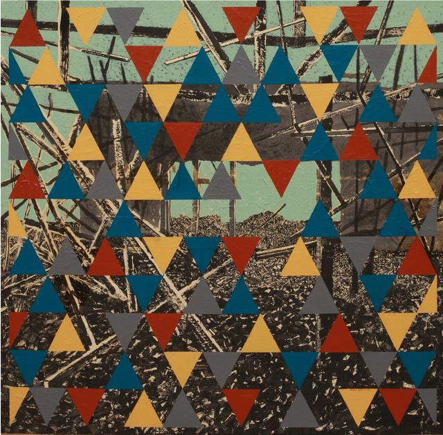 , 'Since 1983 III,' 2016, Saskia Fernando Gallery