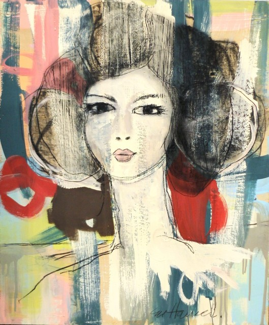 , 'Jenny,' 2014, Artspace Warehouse