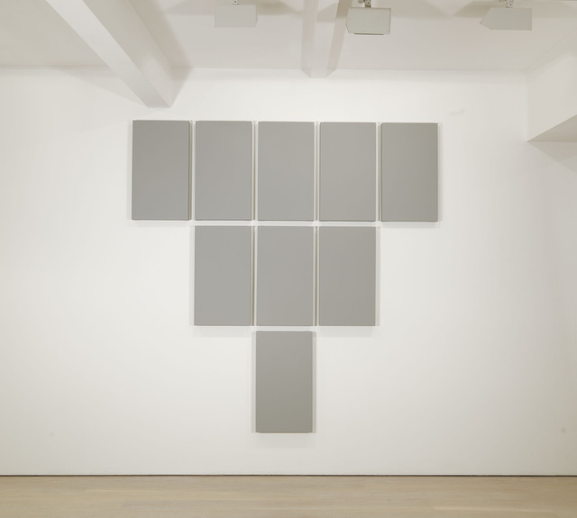 , 'Pyramid,' 2011, Annely Juda Fine Art