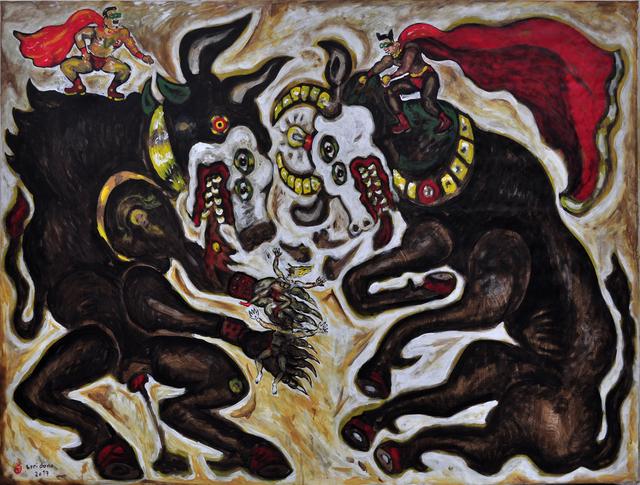 , 'Superhero-Superhero Pengendali Kemarahan,' 2017, Tang Contemporary Art