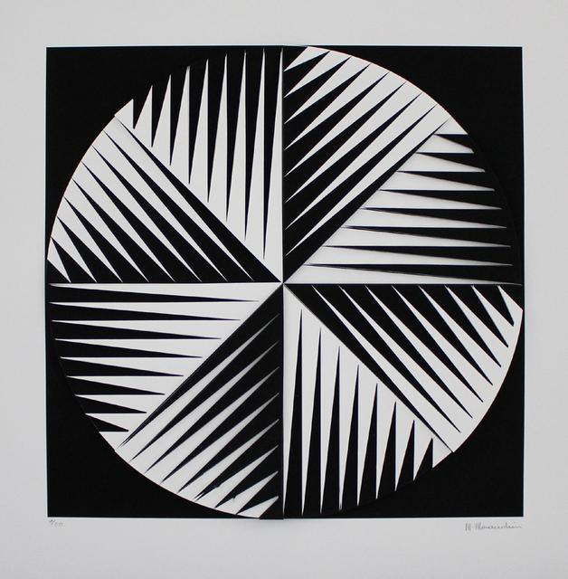 , 'Komposition,' 2016, Galerie-F