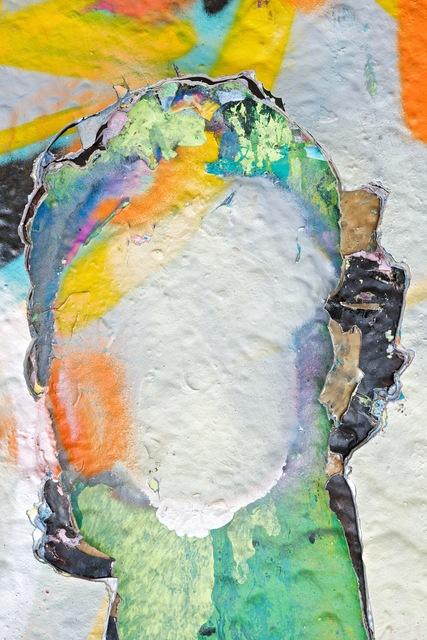 , 'Grafitical Archeology XII,' 2016, Bernarducci Gallery Chelsea