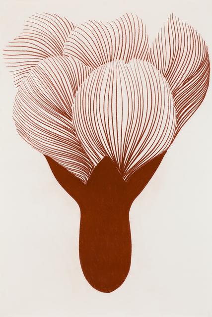 , 'Fleur d'amandier,' 2004, L'Atelier 21