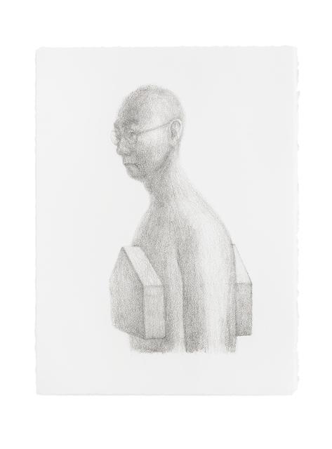 , 'Self-Portrait,' 2015, STPI