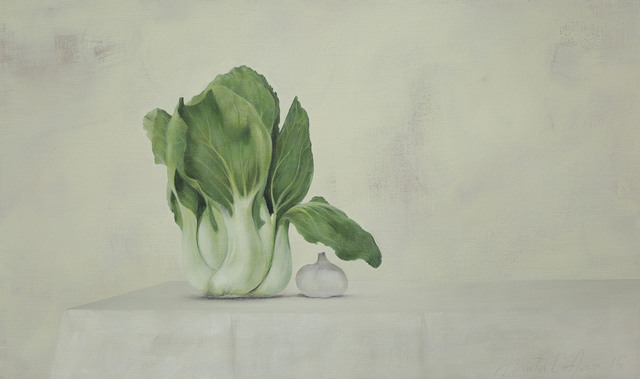 , 'Bokchoi and Garlic,' 2015, Galerie Huit