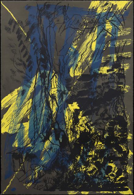 , 'Søndagstryk III,' 2016, Galleri Bo Bjerggaard