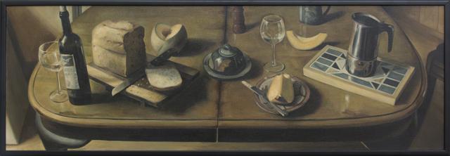 Daniel Hughes, 'Table Still Life', 2001, Oeno Gallery
