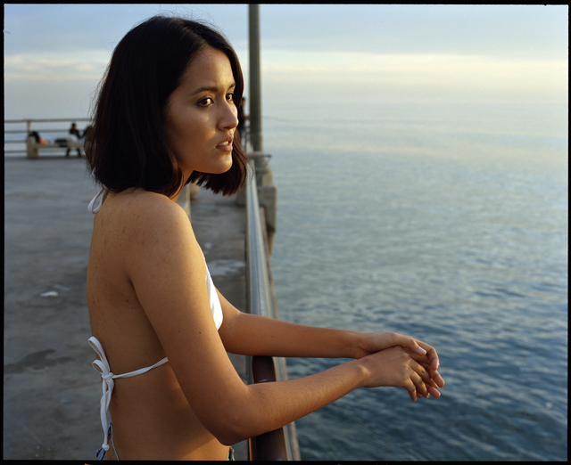 Ed Templeton, 'Ashley, Huntington Beach,' 2011-2012, Roberts & Tilton