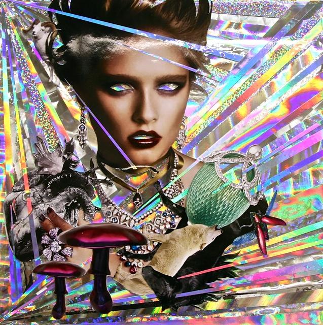 , 'Madame X (Green),' 2014, Cynthia Corbett Gallery
