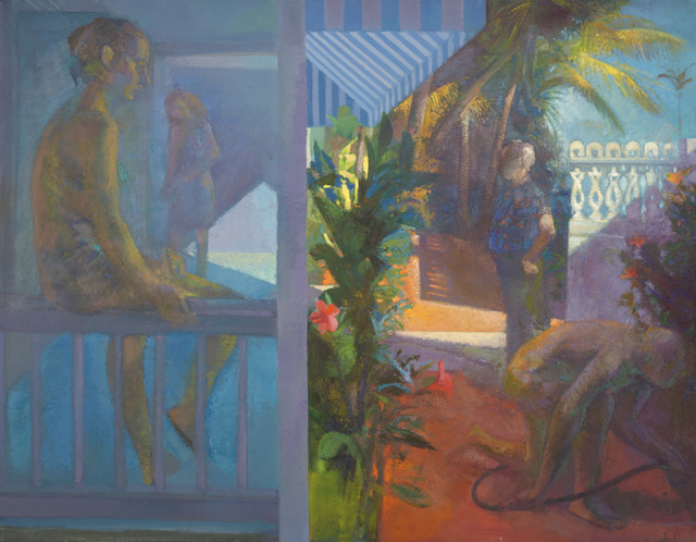 , 'The Gardener,' 2018, Gildea Gallery