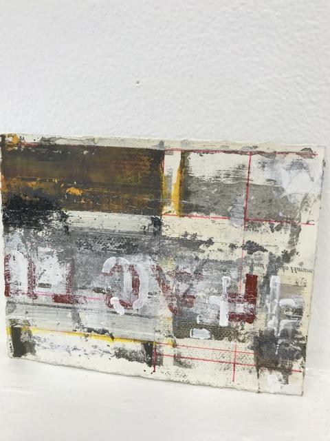 , 'Field Drawing 2,' 2018, Adah Rose Gallery