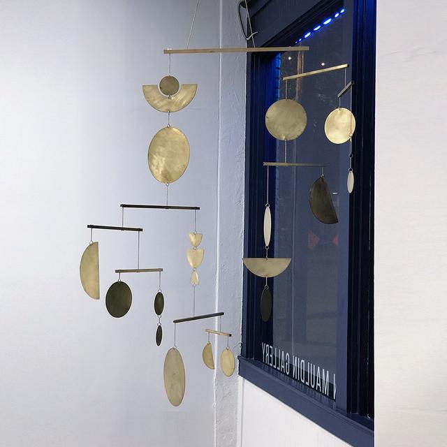 , 'Mobile 14 (liver),' 2017, Jen Mauldin Gallery