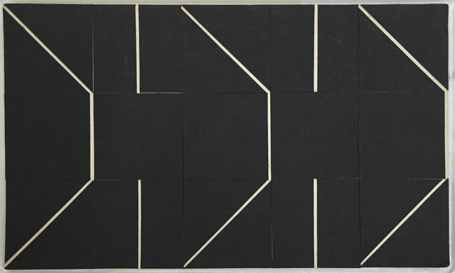 , 'Espaço Modulado,' 1958, Alison Jacques Gallery