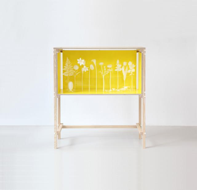 , 'Inside Out Virine & Virtual Florist,' 2011, Galerie VIVID