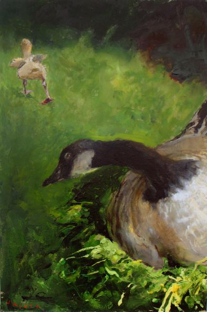 , 'Former Nestling,' 2012, Somerville Manning Gallery