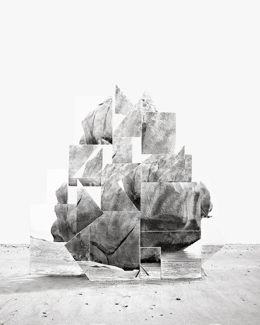 , 'Soulèvement VI,' 2018, Galerie Les filles du calvaire