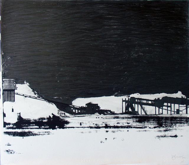 , 'S.T.,' 2012, Cánem