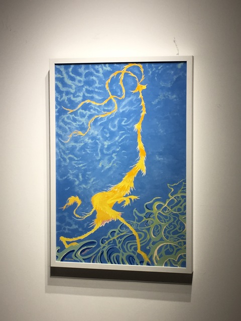Dr. Seuss, 'Dr. Seuss, Golden Girl ', 1990-1999, Oliver Cole Gallery