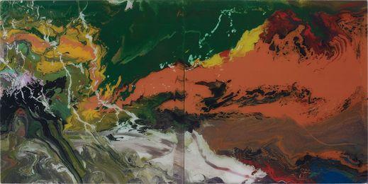 Gerhard Richter, 'P15 Flow,' 2016, Phillips: New Now (December 2016)
