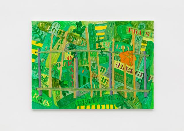 , 'Le Jardin,' 2018, Richard Taittinger Gallery