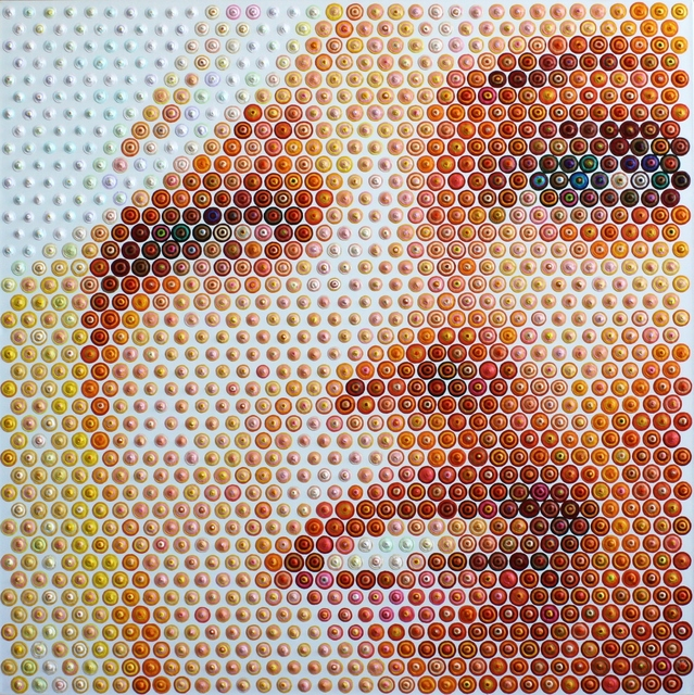 , 'Scarlett,' 2016, SmithDavidson Gallery