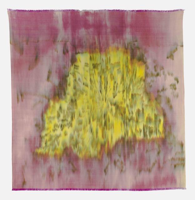 , 'Dynjandi #2,' 2017, Morgan Lehman Gallery