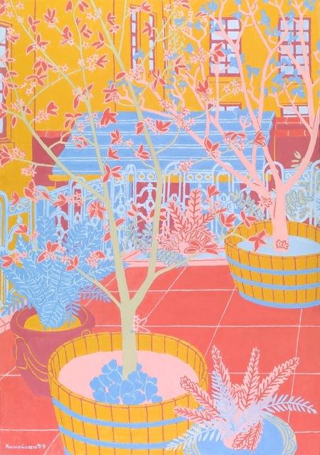 Norman Gilbert, 'Blossom Tree', 2009, Tatha Gallery