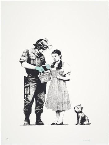 , 'Stop & Search,' 2007, David Benrimon Fine Art