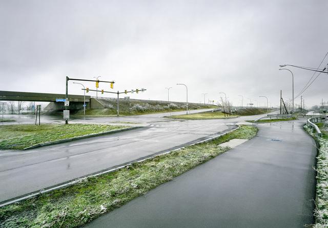 , 'Fuhrmann Junction,' 2007, Marc Straus