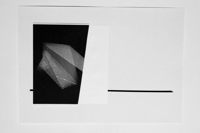 Xavier Veilhan, 'Collage n°12', 2018, Andréhn-Schiptjenko