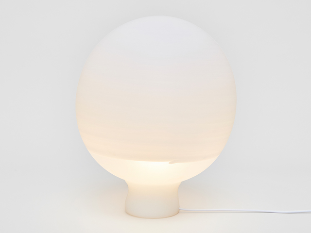 , 'Inflatable Liquid-Printed Table Light,' 2018, Patrick Parrish Gallery