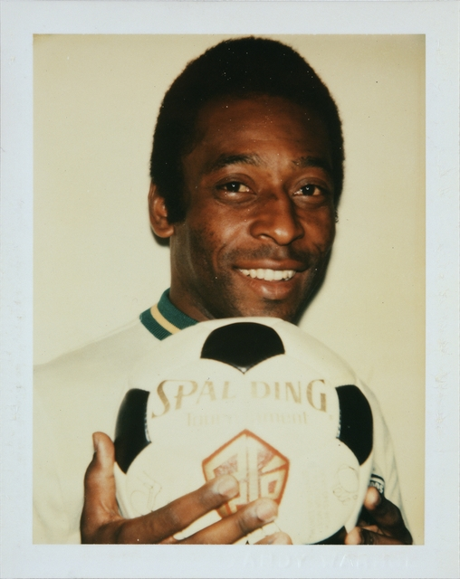 , 'Pelé,' 1977, Brooklyn Museum