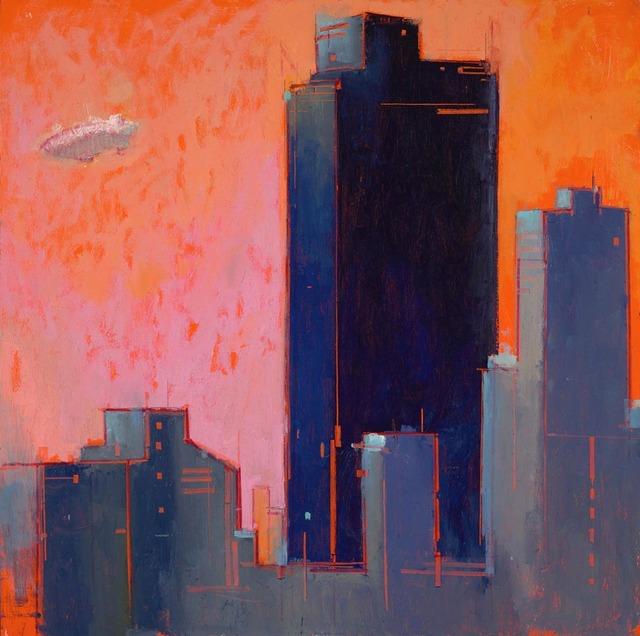 , 'Away,' 2018, Sue Greenwood Fine Art