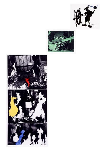 , 'Helmsman (with Various Fires),' 1989, IKON Ltd. Contemporary Art