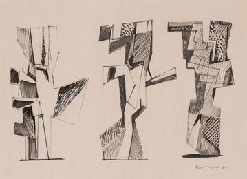 Studies for Sculpture