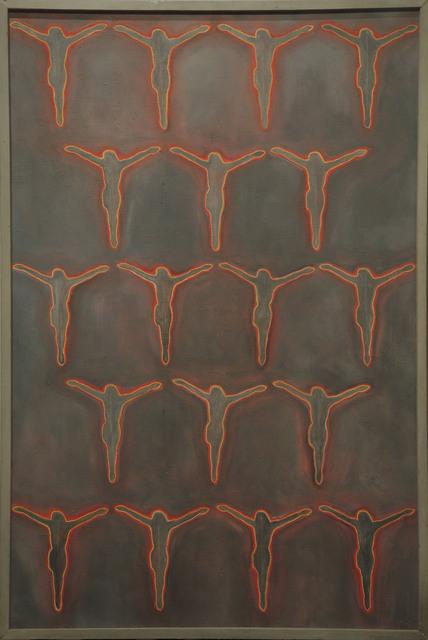 Luboš Plný, ' Spartakiada', 1991, Artinbox Gallery