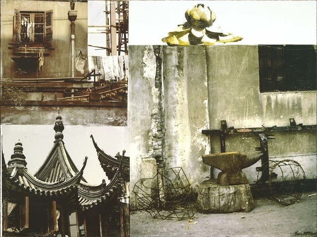 Robert Rauschenberg, 'Lotus III (The Lotus Series)', 2008, Robert Rauschenberg Foundation