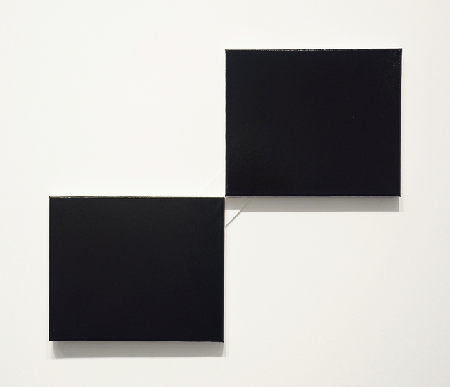 , 'Black Monochrome,' 2013-2014, Minus Space