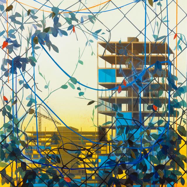 , 'Outliers,' 2015, Rena Bransten Gallery